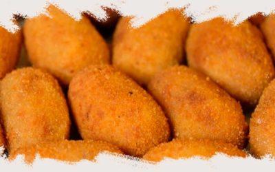 Receta de Croquetas sin gluten