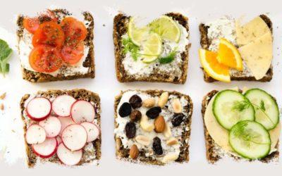 Consejos de alimentación para llevar una dieta sin gluten.