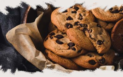 Deliciosas galletas de chocolate sin gluten. ¡Receta!
