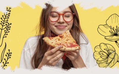 8 errores que cometes al comerte una deliciosa pizza Panceliac.