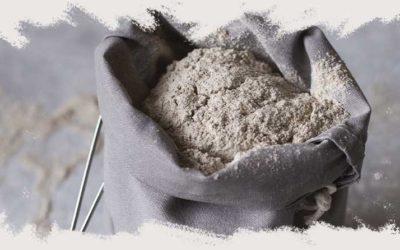 La harina de arroz. Un cereal excelente lleno de posibilidades y sin gluten.