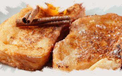 ¡Aquí tenéis la receta de unas exquisitas torrijas sin gluten!