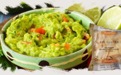 Cómo hacer guacamole sin gluten, la receta más sencilla y auténtica.